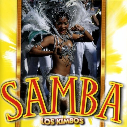 Los Kimbos Disco Samba [CD] by