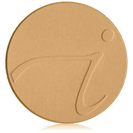 Jane Iredale Purepressed Base Pressed Mineral Powder Refill, Latte, 0.35 Oz