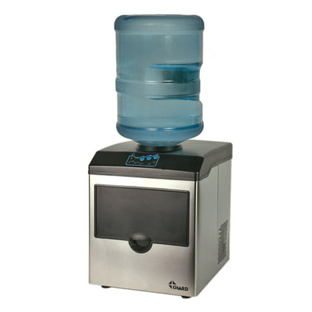 Chard Stainless Steel Ice Maker With Water (Water Dispenser Ice Maker)