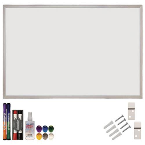 "Magnetic Dry Erase Board Set 24"" x 36"""