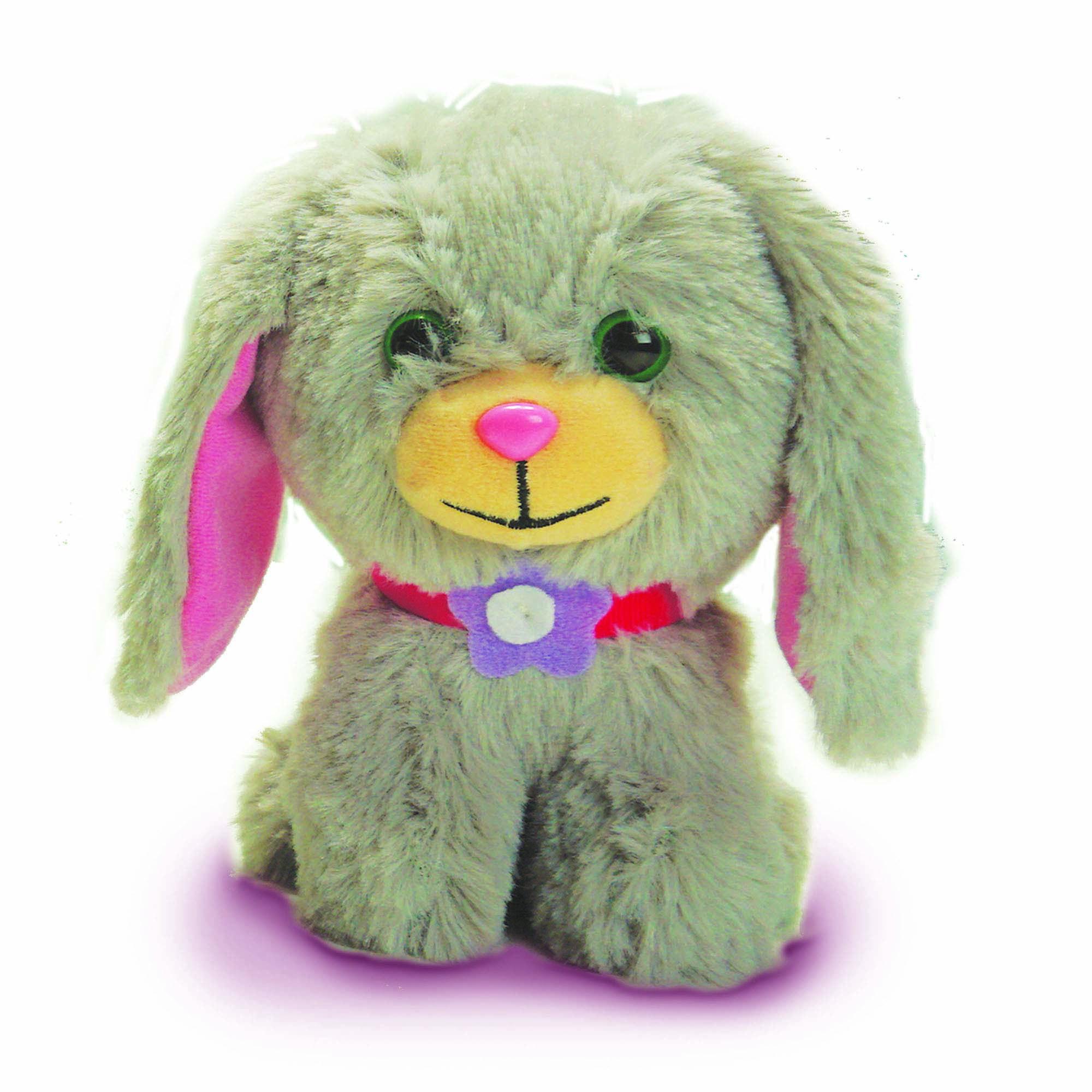 My Life As Plush Pets - Grey Bunny - Doll Accessory