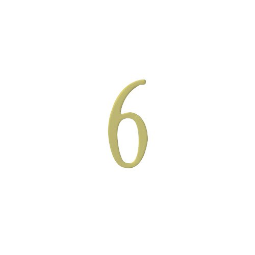Special Lite Products House Number