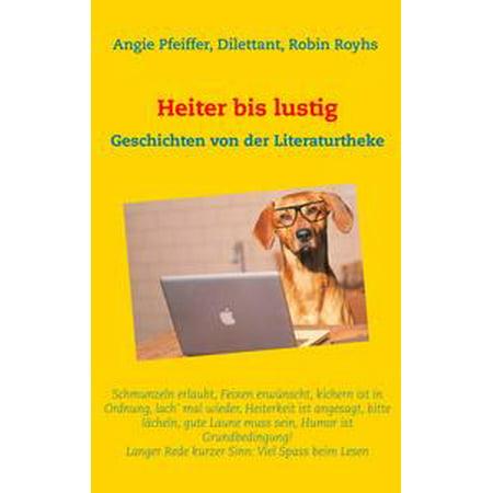 Heiter bis lustig - eBook