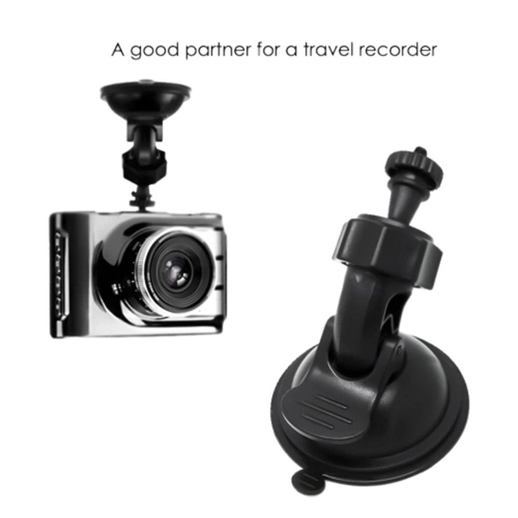 Car Auto Video Recorder Suction Cup Mount Bracket Holder For Dash Camera Gps