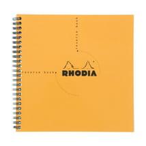Notebooks: Rhodia Reverse Book