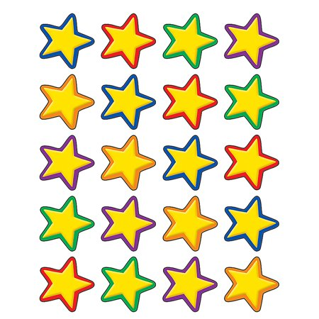 YELLOW STARS STICKERS - Star Stickers