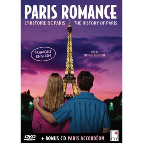 Coffret Paris Romance + Paris Accordeon by