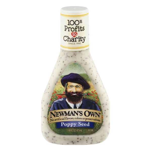 Newman's Own Poppy Seed Dressing, 16.0 FL OZ