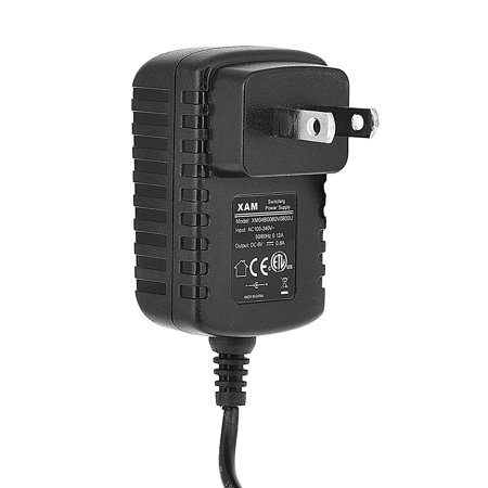 Alpine Industries AC Adapter for Automatic Soap Dispensers - Converts AC - DC for Any Household Devices - 6V (Device Used To Convert Ac To Dc Current)