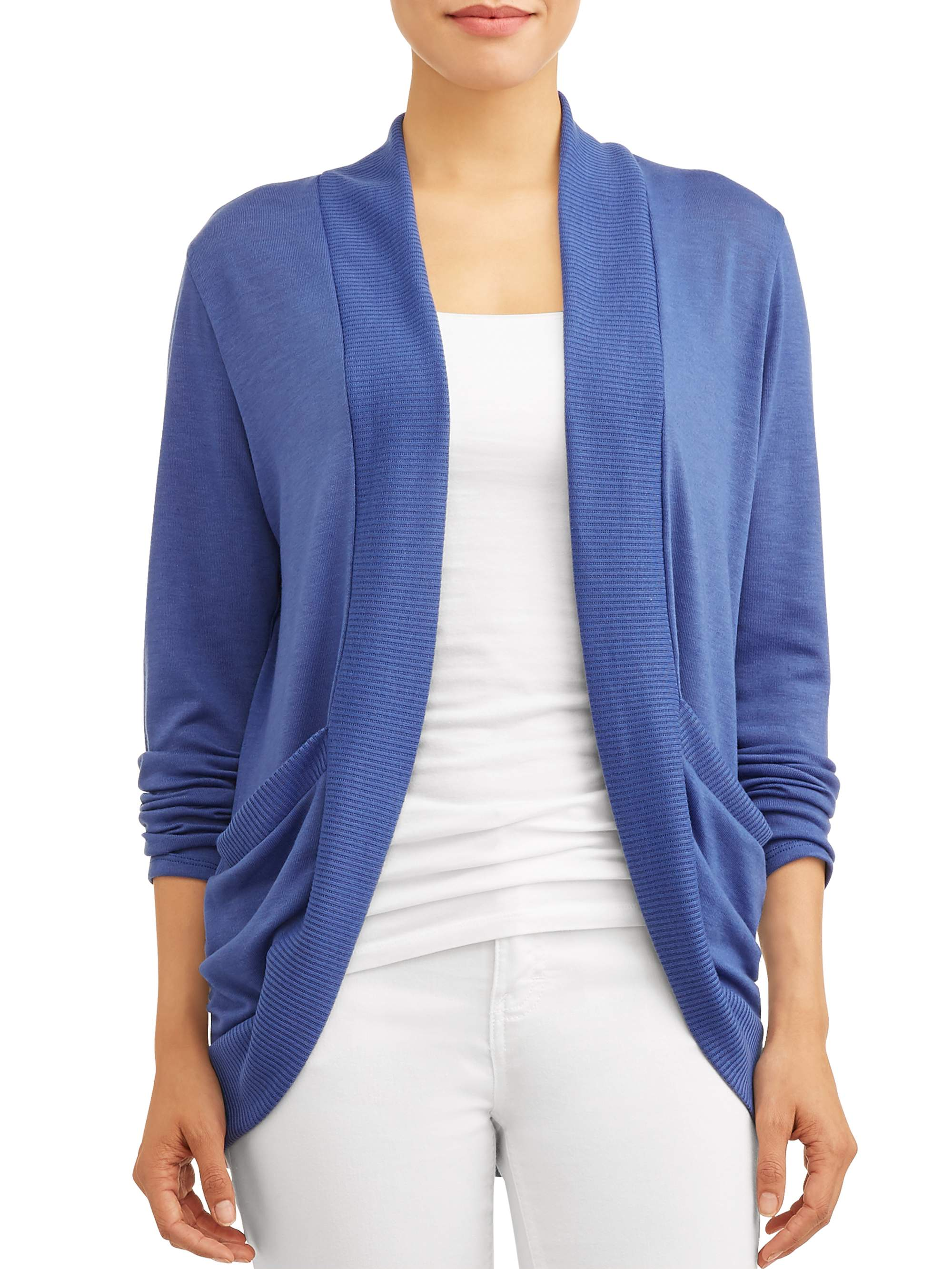 Women's Lightweight Open Cardigan