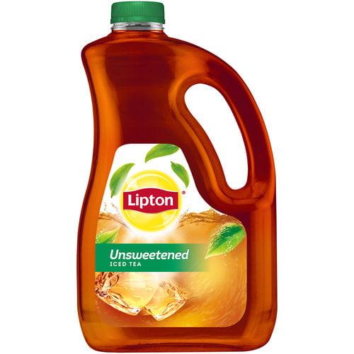 Lipton Unsweet Iced Tea, 89 fl oz