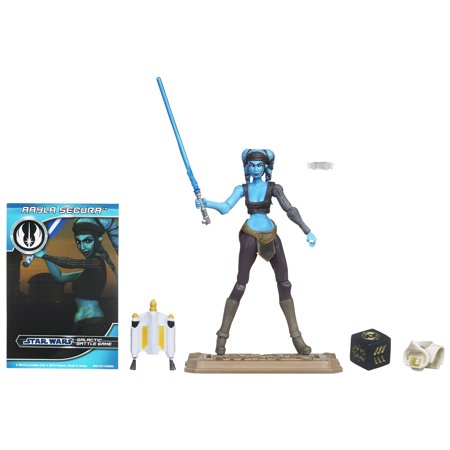Star Wars The Clone Wars Clone Wars 2012 Aayla Secura 3.75
