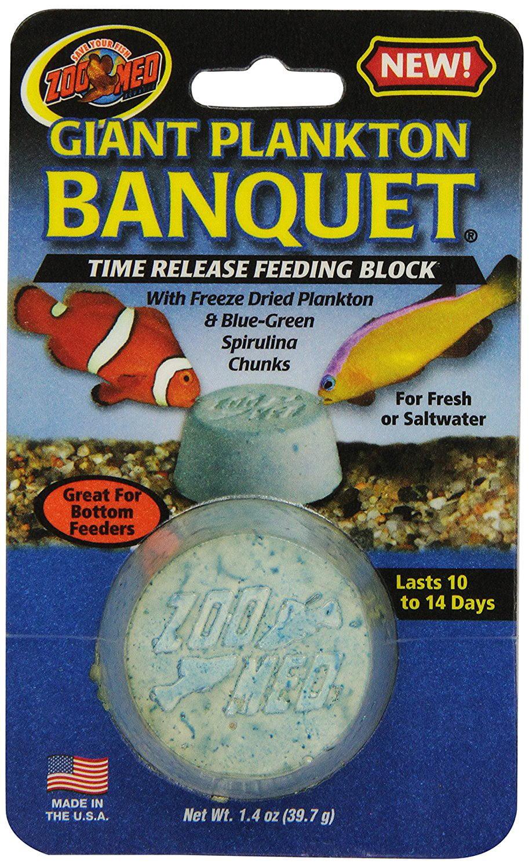 Laboratories AZMBB6 Plankton Banquet Block Feeder Giant, Zoo Med Laboratories lankton Banquet Block Feeder By... by
