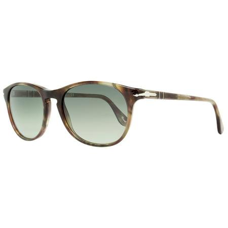 f51522c26483 Persol Oval Sunglasses PO3042S 972/71 Havana Brown Smoke 3042 ...