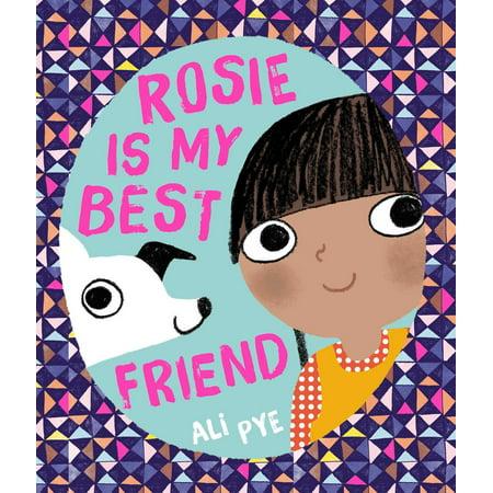Rosie is My Best Friend - eBook (5 Lines On My Best Friend)