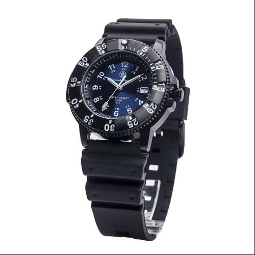 Mens Smith & Wesson? Diver Watch Multi-Colored