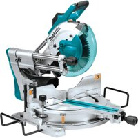 Makita-LS1019L 10in. Dual-Bevel Sliding Compound Miter Saw with Laser