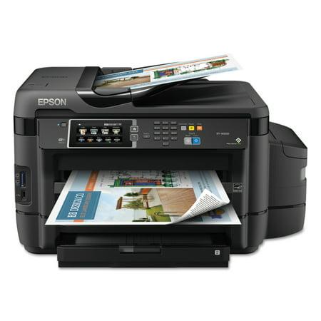 Epson WorkForce ET-16500 EcoTank Wide Format Wireless All-in-One Printer