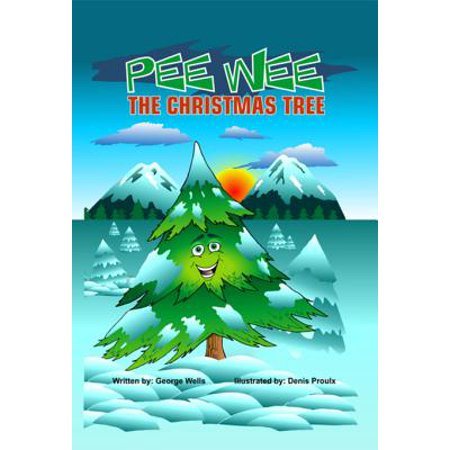 Pee Wee the Christmas Tree - eBook - Pee Wee Herman Halloween Costume