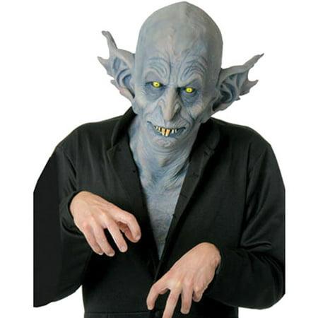 Nosferatu Adult Halloween Mask - Nosferatu Mask