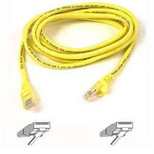 Belkin Cat5e Network Cable A3L791-04-YLW