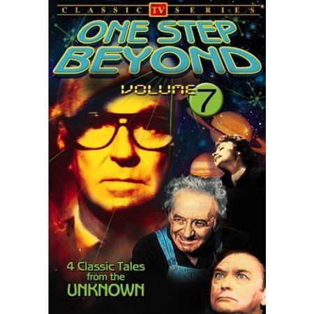 Twilight Zone: One Step Beyond: Volume 7 (DVD)