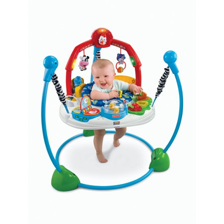 Fisher-Price Laugh & Learn Jumperoo - Walmart.com