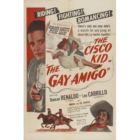 The Gay Amigo POSTER Movie Mini Promo - G-a-y Halloween London