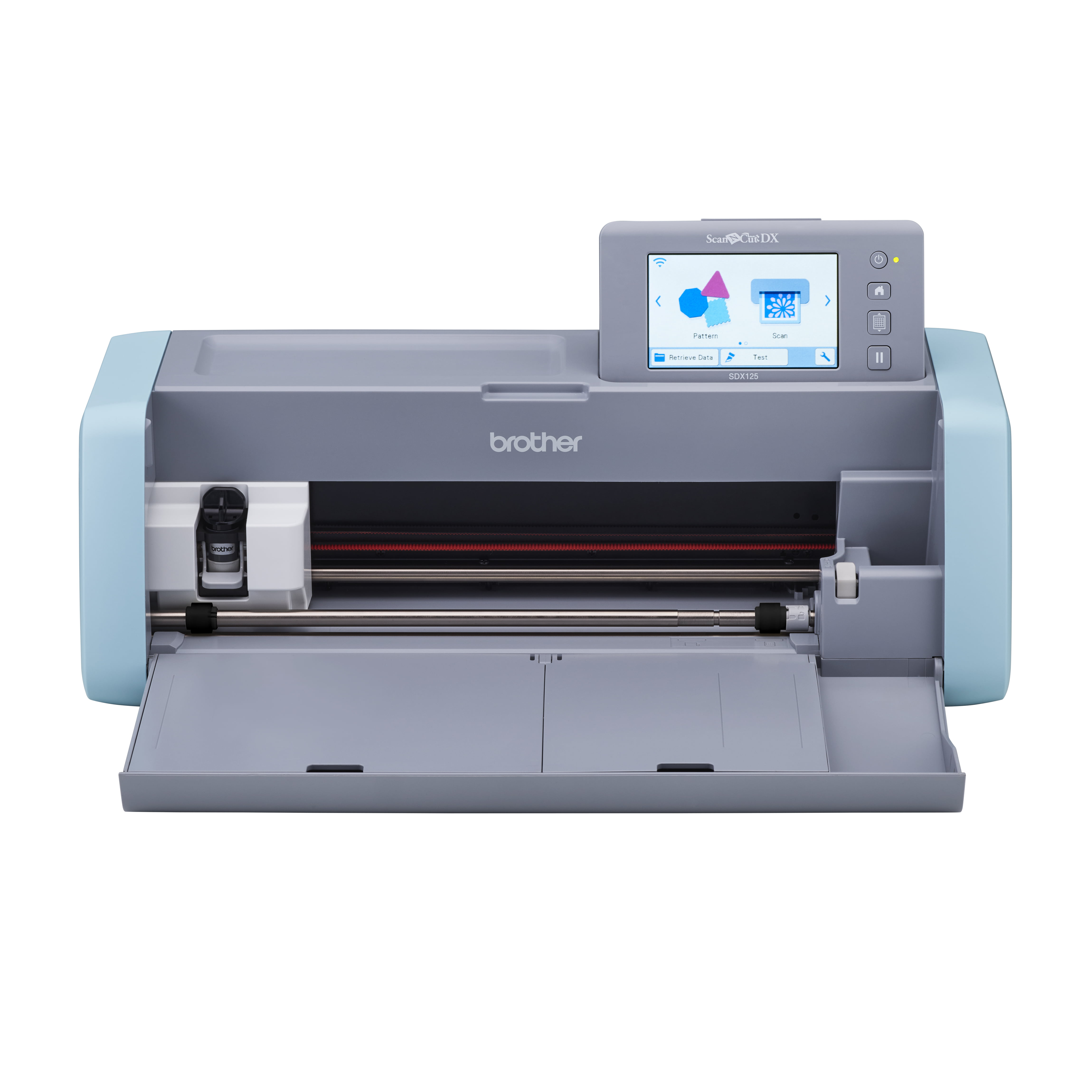 Brother ScanNCut DX SDX125 Electronic Cutting Machine