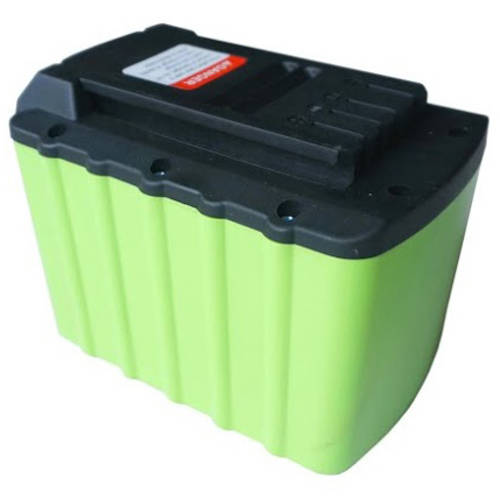 ALEKO AGTB3.0AH Replacement Battery Pack for G15242 String Trimmer, G15243 Hedge Trimmer, G15244 Leaf Blower