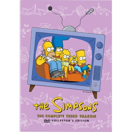 The Simpsons: The Complete Third Season (DVD)](Watch The Simpsons Halloween)