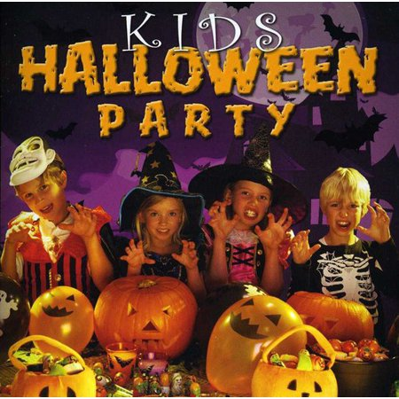 Party Mix - Kids Halloween Party [CD] (Halloween Music Remix Kids)