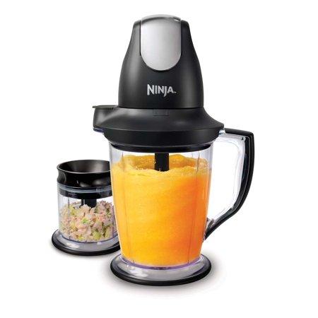 Professional Food Mixers - Ninja Master Prep 450W Professional Food And Drink Mixer (Certified Refurbished)