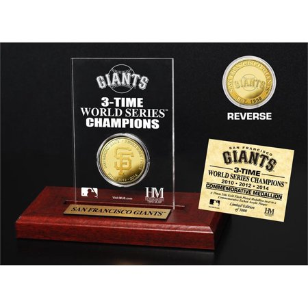 Giants Coin (San Francisco Giants Highland Mint World Series Champions Collectible Coin - No)