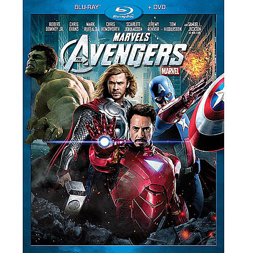 Marvel's The Avengers (Blu-ray   DVD) (Widescreen)