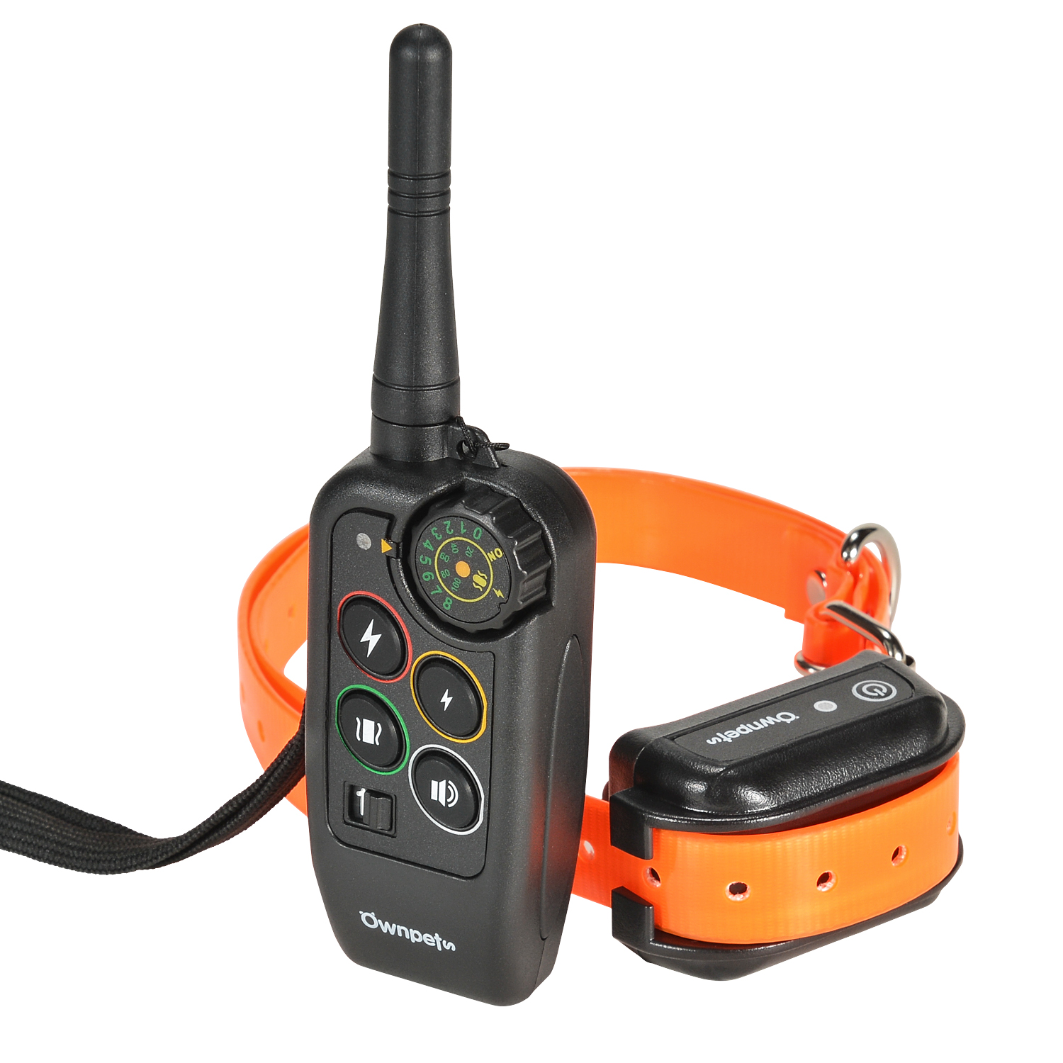 Ownpets Dog Training Collar with remote,Rechargeable and Waterproof,1000 yards Range for All Size Dogs by