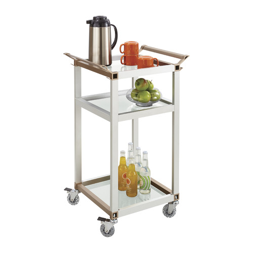 Safco Products Company Bar Cart