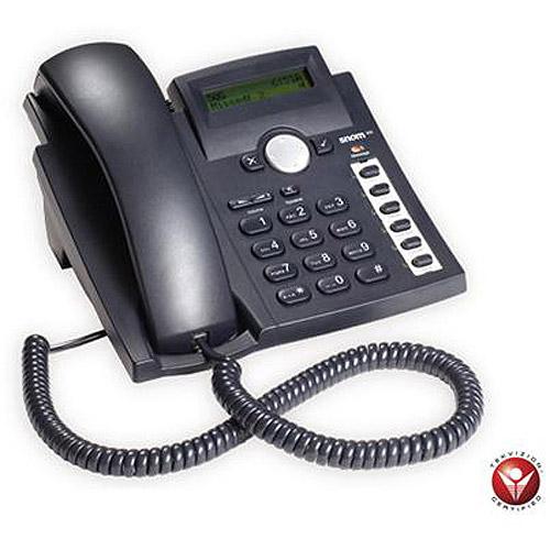 snom 300 SIP-based IP Phone, Black