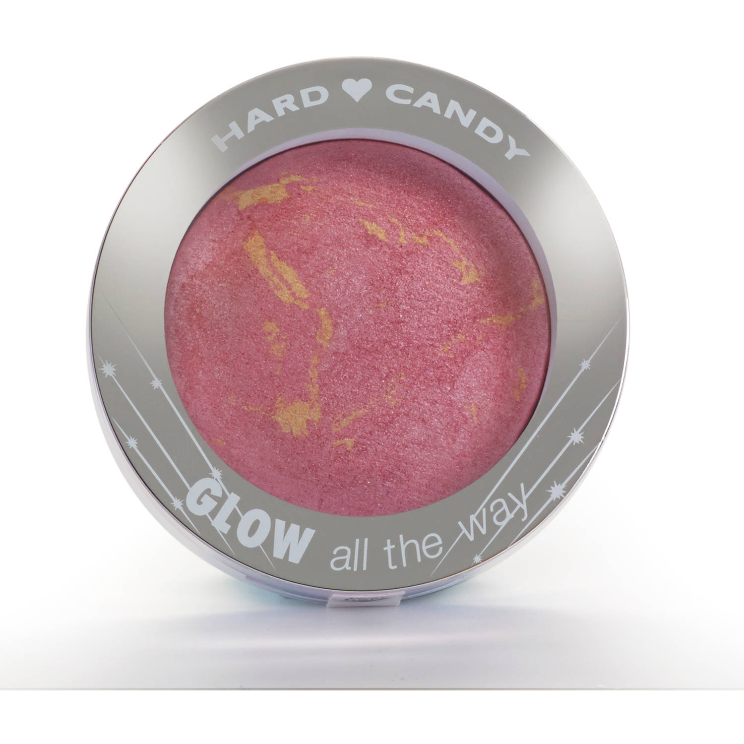 Hard Candy Blush Crush Baked Blush, 0125 Living Doll, .46 oz