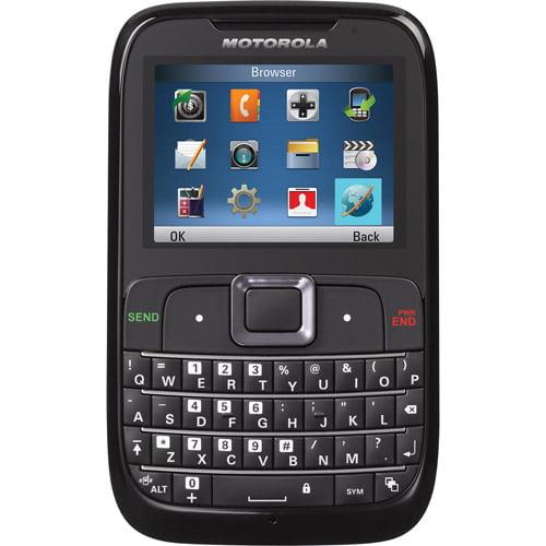 Straight Talk Motorola EX431G Cell Phone