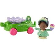 Disney Princess Parade Tiana & Prince Naveen's Float