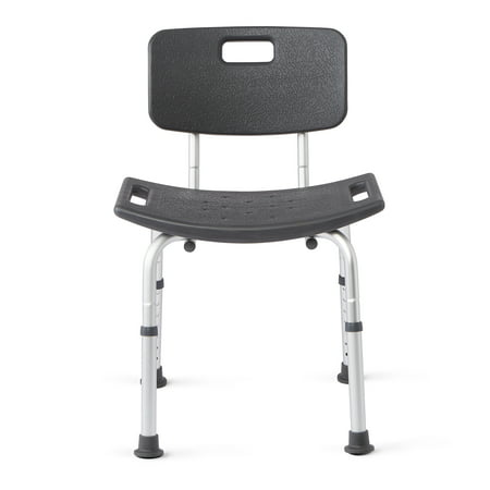 Medline Bath Chair with Microban Antimicrobial Treatment