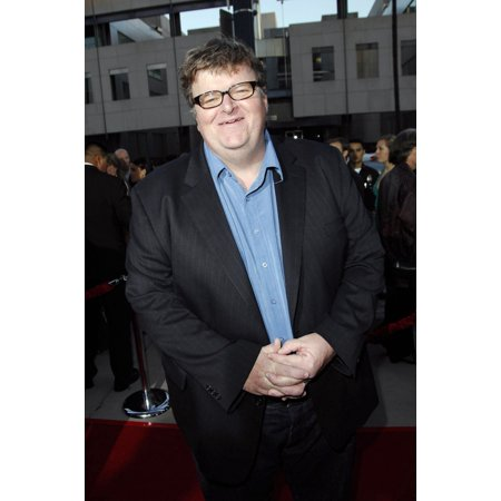 Michael Moore At Arrivals For Los Angeles Screening Of Sicko Documentary Samuel Goldwyn Theatre At Ampas Los Angeles Ca June 26 2007 Photo By Michael GermanaEverett Collection