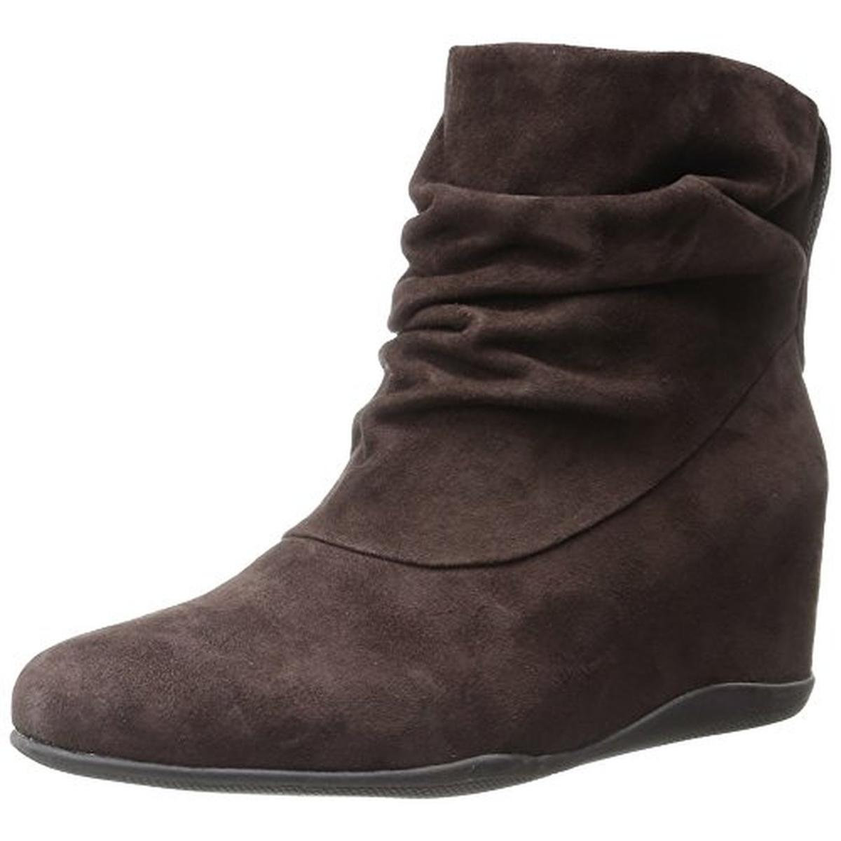 Me Too Womens Houston Suede Slouchy Booties by Me Too