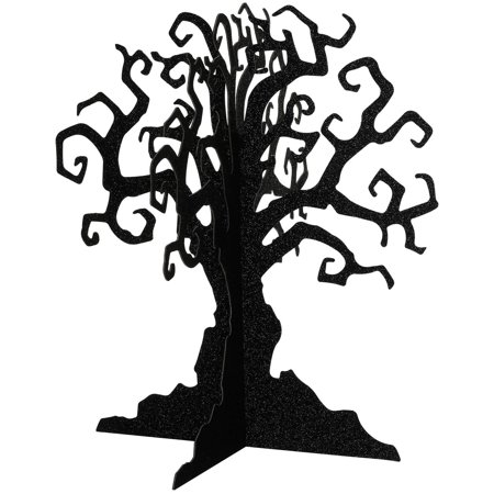Haunted Tree Tabletop Halloween Decoration - Haunted History Halloween