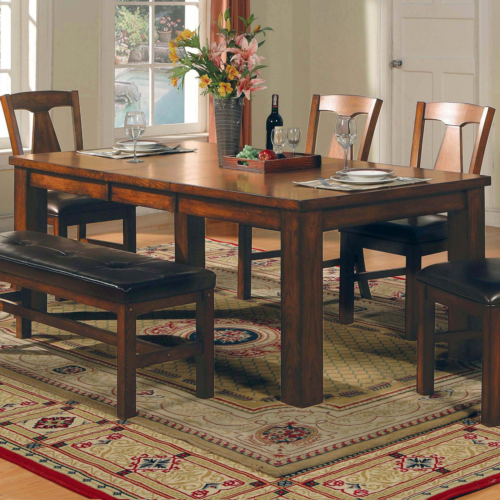 Steve Silver Lakewood Dining Table