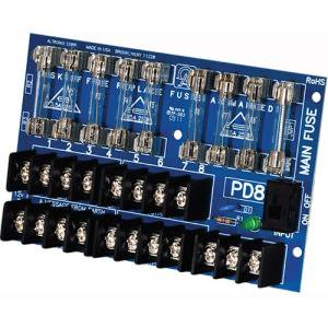 8 FUSED OUT POWER DIST MODULE