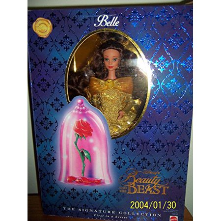 The Signature Collection: Disney's Beauty And the Beast Barbie as Belle Doll - image 1 de 1
