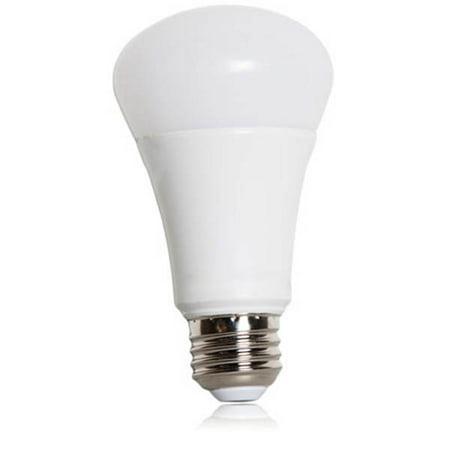 Maxxima Dimmable A19 LED Light Bulb 800 Lumens 10 Watts Warm - 10 800 Watt Blue Cone