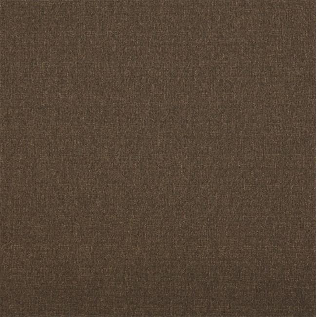 Designer Fabrics D525 54 in. Wide Brown Tweed Woven Upholstery Fabric